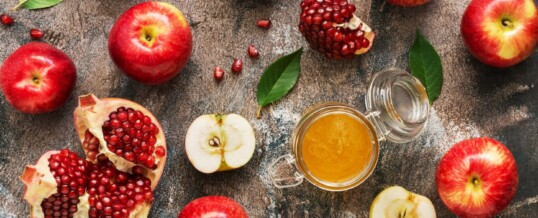 The Healing Foods Of Rosh Hashana for a Healthy New Year.